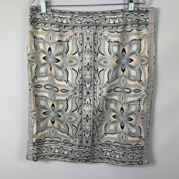 White House Black Market Dresses & Skirts - White House Black Market Sz 14 Skirt Pencil Bead
